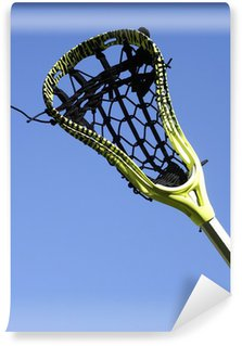 Vinylová Fototapeta Lacrosse Stick in the Sky