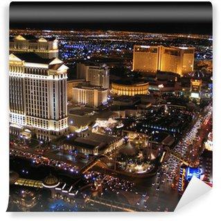 Vinylová Fototapeta Las Vegas v noci
