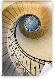 Fototapeta Winylowa Latarnia morska schody 3