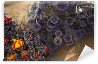 Fototapeta Winylowa Lavender, Oset, targ kwiatowy, kwiat, ozdoba