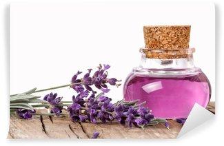 Fototapeta Winylowa Lavender, wellness, izolowane