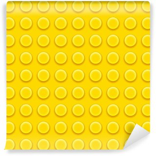 Vinylová Fototapeta Lego bloky vzor