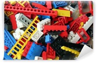 Vinylová Fototapeta Lego