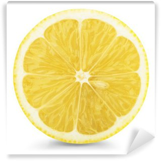 Vinylová Fototapeta Lemon slice
