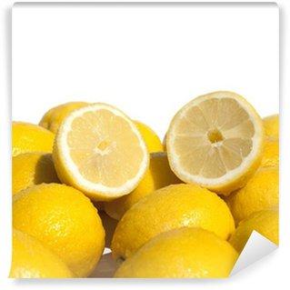 Vinylová Fototapeta Lemon snížit na polovinu