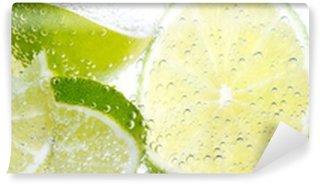 Vinylová Fototapeta Lime & Lemon
