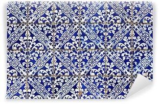 Vinylová Fototapeta Lisabon azulejos