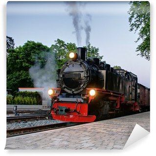 Vinylová Fototapeta Lokomotive