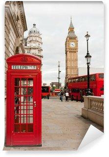 Vinylová Fototapeta London. Anglie
