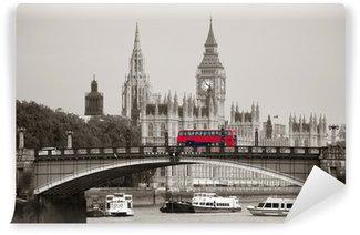 Vinylová Fototapeta Londýn