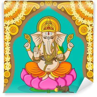 Vinylová Fototapeta Lord Ganesha