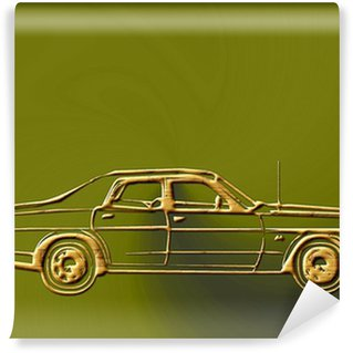 Vinylová Fototapeta Luxus-pkw 838729