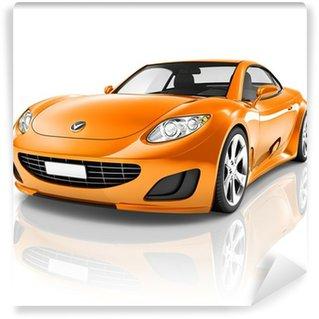 Vinylová Fototapeta Luxusní sportovní auto