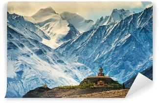 Vinylová Fototapeta Maitreya na diskety klášter, Ladakh, Indie