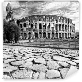 Vinylová Fototapeta Majestic Koloseum, Řím, Itálie.
