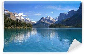 Vinylová Fototapeta Maligne Lake