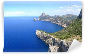 Vinylová Fototapeta Mallorca - Cap de Formentor
