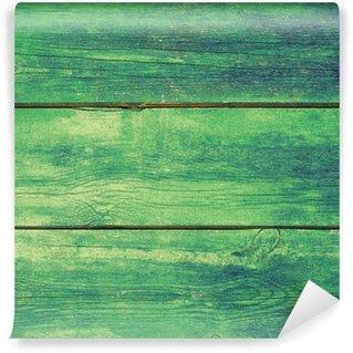 Vinylová Fototapeta Maloval barevné dřevěná prkna textura