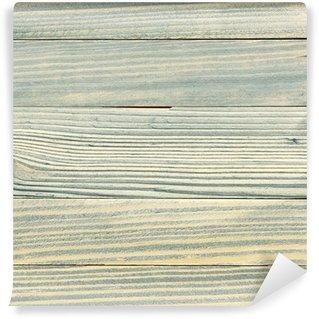 Vinylová Fototapeta Malované zvětralý dřevěná prkna textura