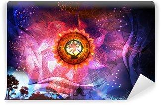 Vinylová Fototapeta Mandala uctívání Šivy