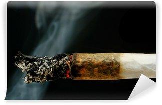 Fototapeta Winylowa Marihuana joint