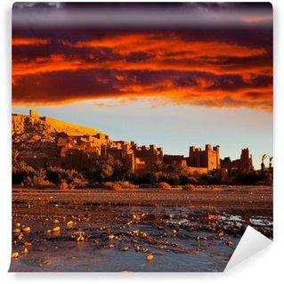 Vinylová Fototapeta Marocká krajina