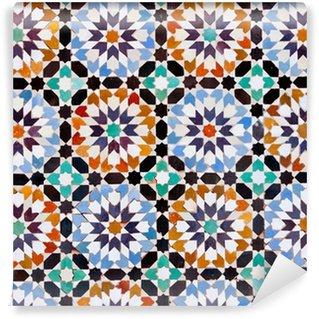 Vinylová Fototapeta Marocké dlaždice v Marrákeši