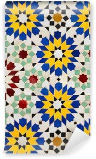 Vinylová Fototapeta Marocké mozaiky