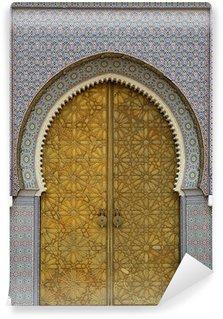 Vinylová Fototapeta Marocký vchod (3)