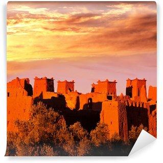 Vinylová Fototapeta Marocký Village