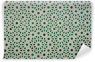 Fototapeta Winylowa Marokański rocznika tło płytek