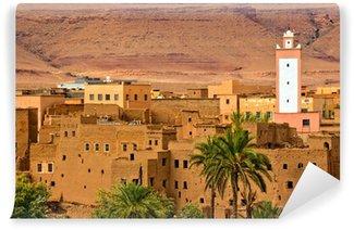 Vinylová Fototapeta Maroko, tisíc Kasbahs area