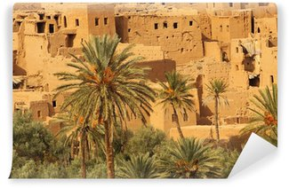 Vinylová Fototapeta Maroko Traditional Village