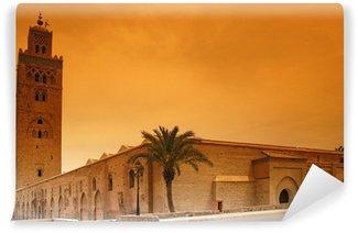 Vinylová Fototapeta Marrakech Koutoubia