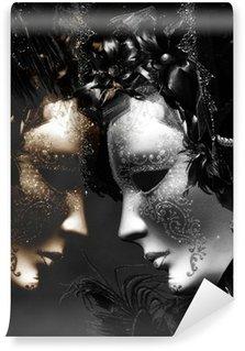 Vinylová Fototapeta Masky v Benátkách