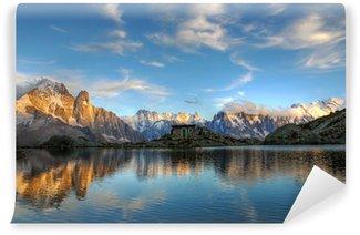 Fototapeta Winylowa Masyw Mont-Blanc, Francja