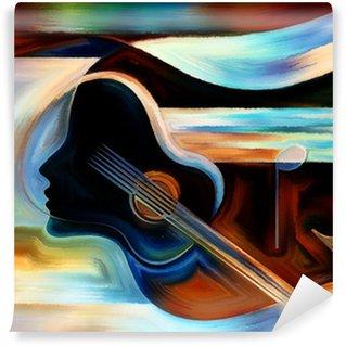 Fototapeta Winylowa Materiał Muzyki