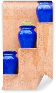 Vinylová Fototapeta Maurská ozdobné vázy
