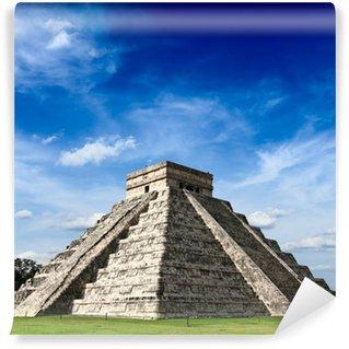 Vinylová Fototapeta Mayské pyramidy v Chichen Itza, Mexiko
