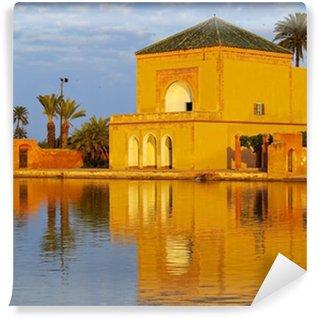 Vinylová Fototapeta Menara zahrady v Marrakech, Maroko
