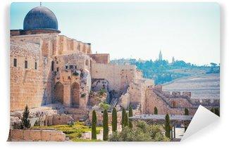 Vinylová Fototapeta Mešita Al-Aqsa Omar