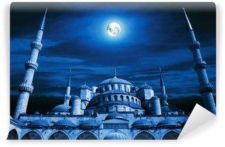 Vinylová Fototapeta Mešita art. Islámská architektura budovy
