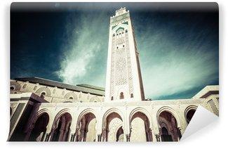 Vinylová Fototapeta Mešita Hassana II v Casablance Africe