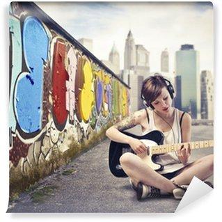 Vinylová Fototapeta Městské umění