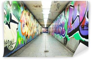 Vinylová Fototapeta Městský tunel