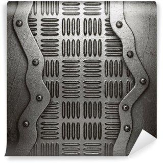 Vinylová Fototapeta Metal pozadí