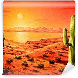 Vinylová Fototapeta Mexiko