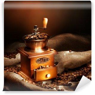 Fototapeta Winylowa Młynek do kawy