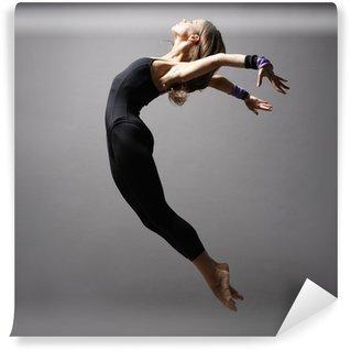 Vinylová Fototapeta Moderní styl tanečnice