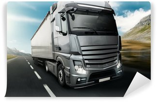 Vinylová Fototapeta Moderní Truck